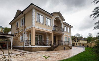 p017 - Дом в Дагомысе - 1